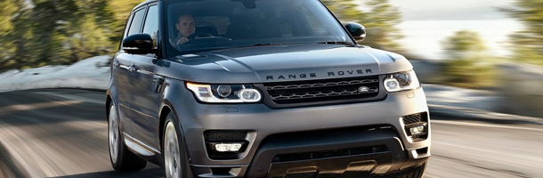 Land Rover Approved Repairs